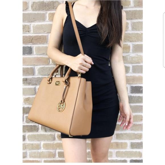 Michael Kors Handbags - Sold! Nwt Michael kors bag | MD satchel